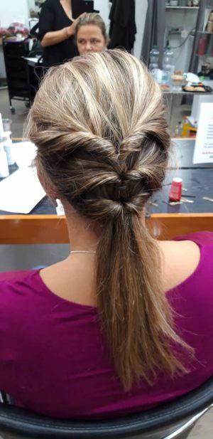 Kurs: Haareflechten