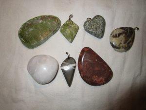Kurs: Steine schleifen